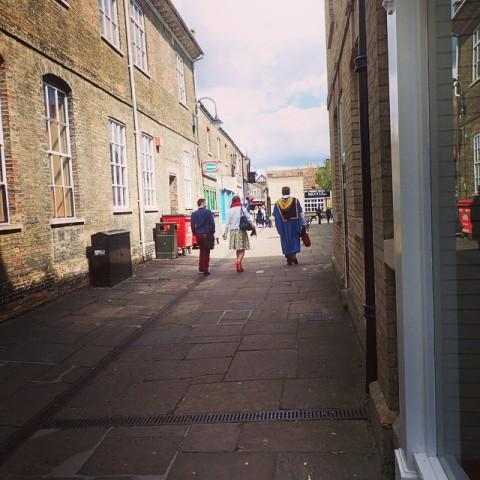 Ely - Cambridgeshire - UK - 2015